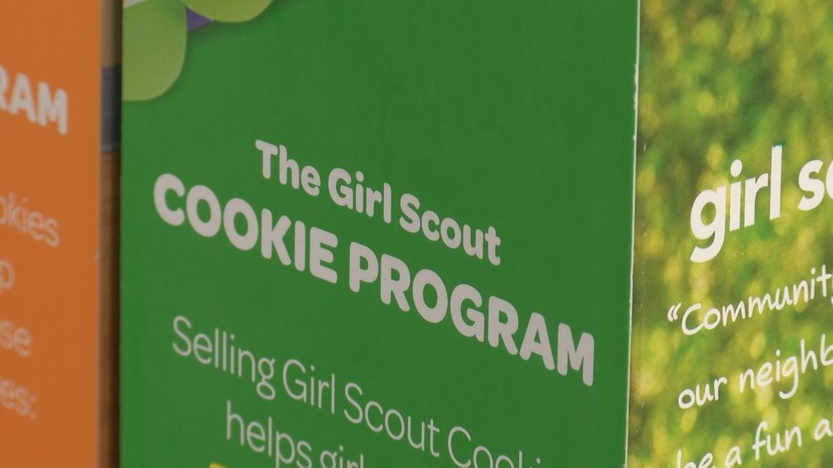Girl Scouts kick off 2021 Cookie Season with 'cookie drive-through'