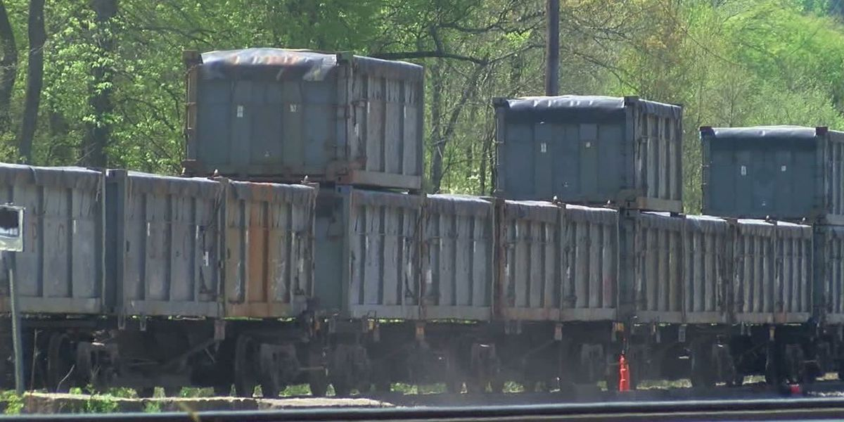 'Filth, smell, insects.' Dozens travel to Montgomery to stop poop trains