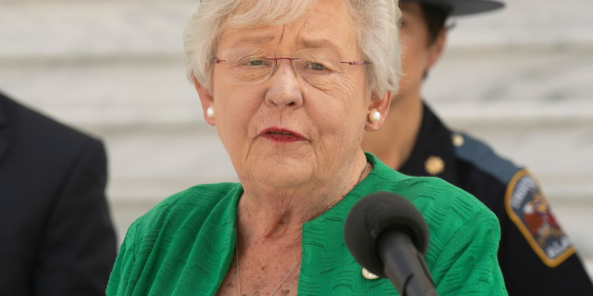 Ala. Governor Kay Ivey visited Auburn for the grand opening of Winkelmann Flowform Technology
