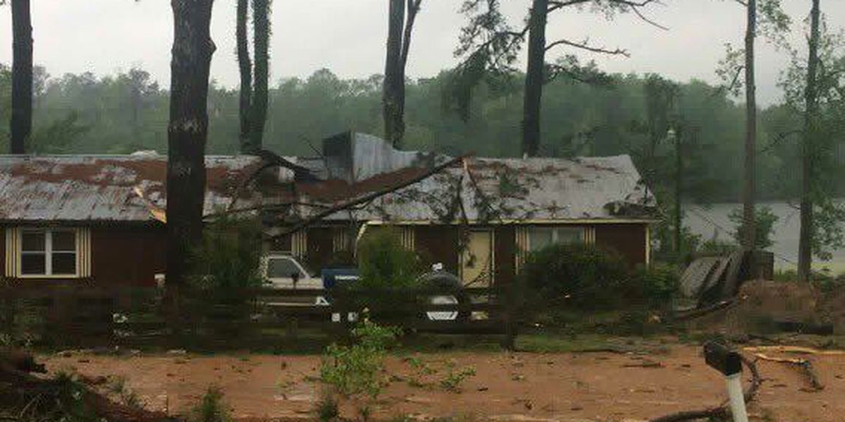 Severe weather leads to storm damage in several counties
