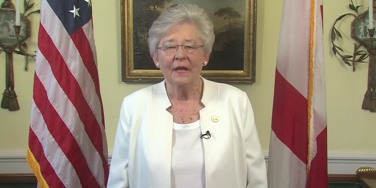 Gov. Kay Ivey makes new plea to stay home amid COVID-19 spread
