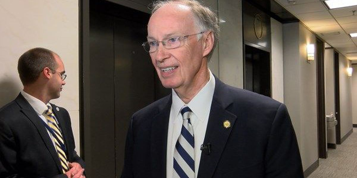 Gov. Bentley to travel to Washington to discuss Medicaid changes