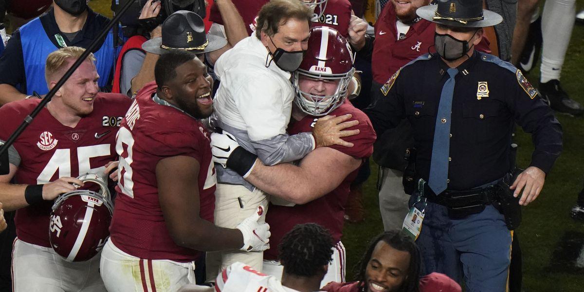 Alabama reflects on historic season