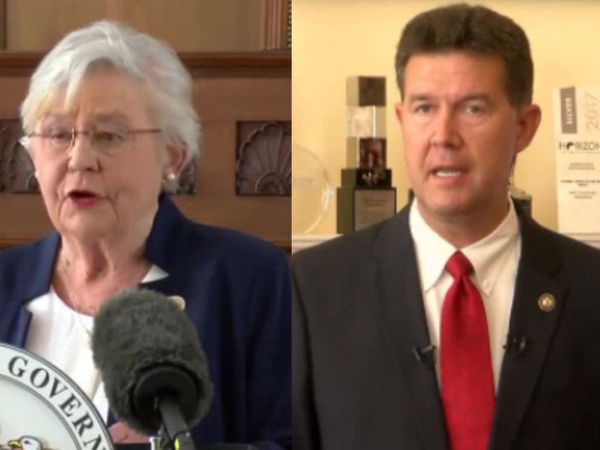 Ivey reacts to Merrill decision not to run for office in 2022