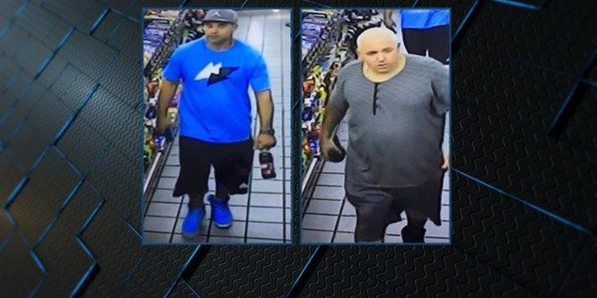 2 suspects wanted in connection to car theft in Montgomery