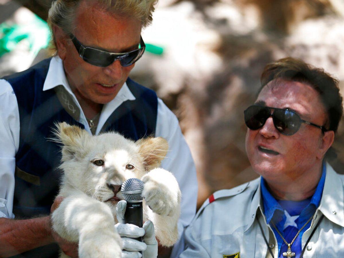 Illusionist Siegfried Fischbacher of Siegfried & Roy dies