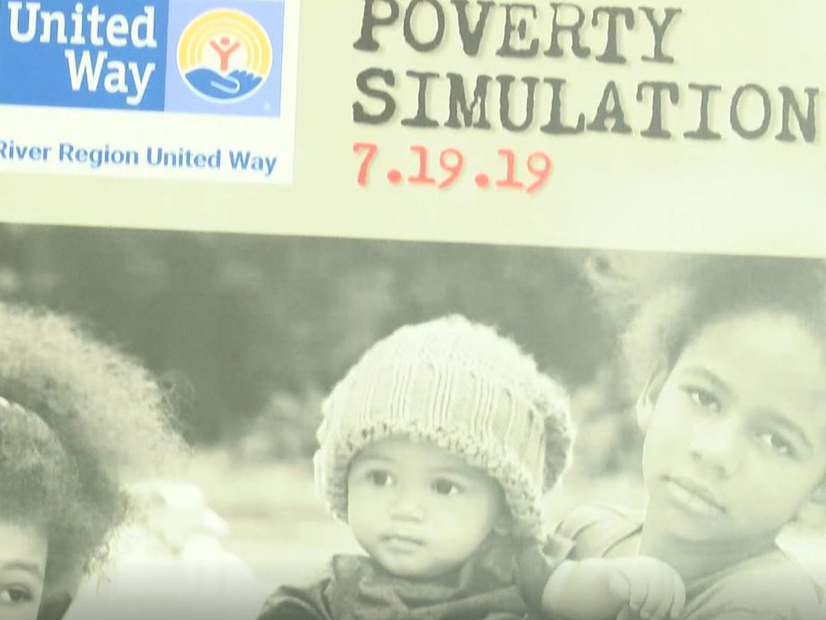 River Region United Way to host Community Action Poverty Simulation