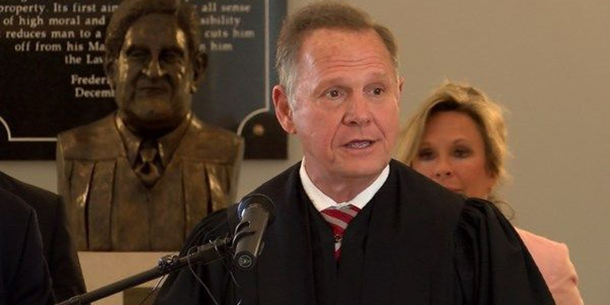 What's ahead for Chief Justice Moore?