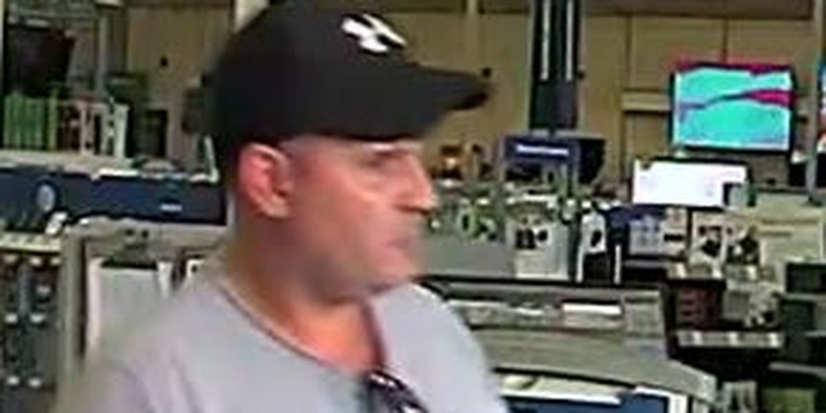 Montgomery police searching for fraud suspect