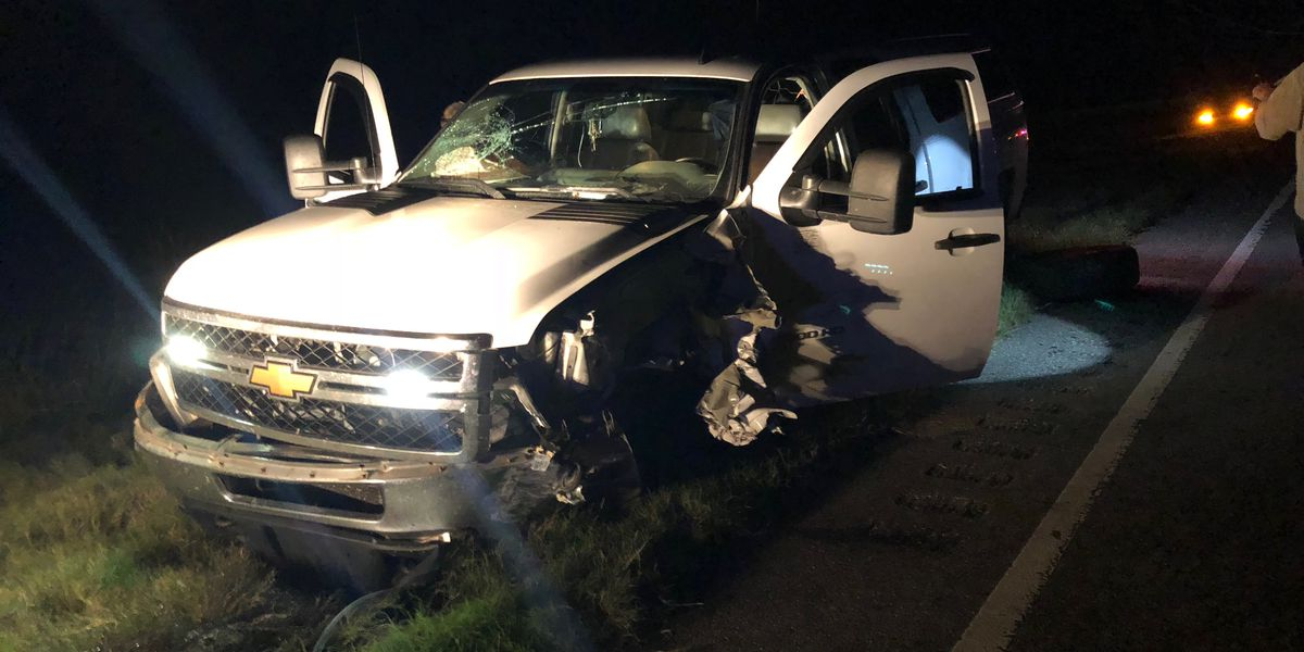 1 injured in east Montgomery County crash