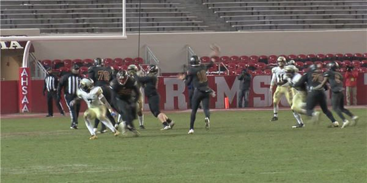 Wetumpka falls in 6A title game
