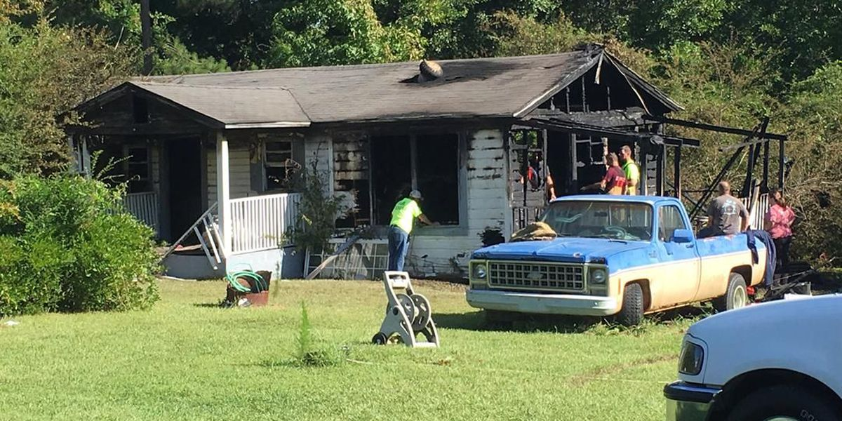 Vacant home destroyed after fire in Montgomery County