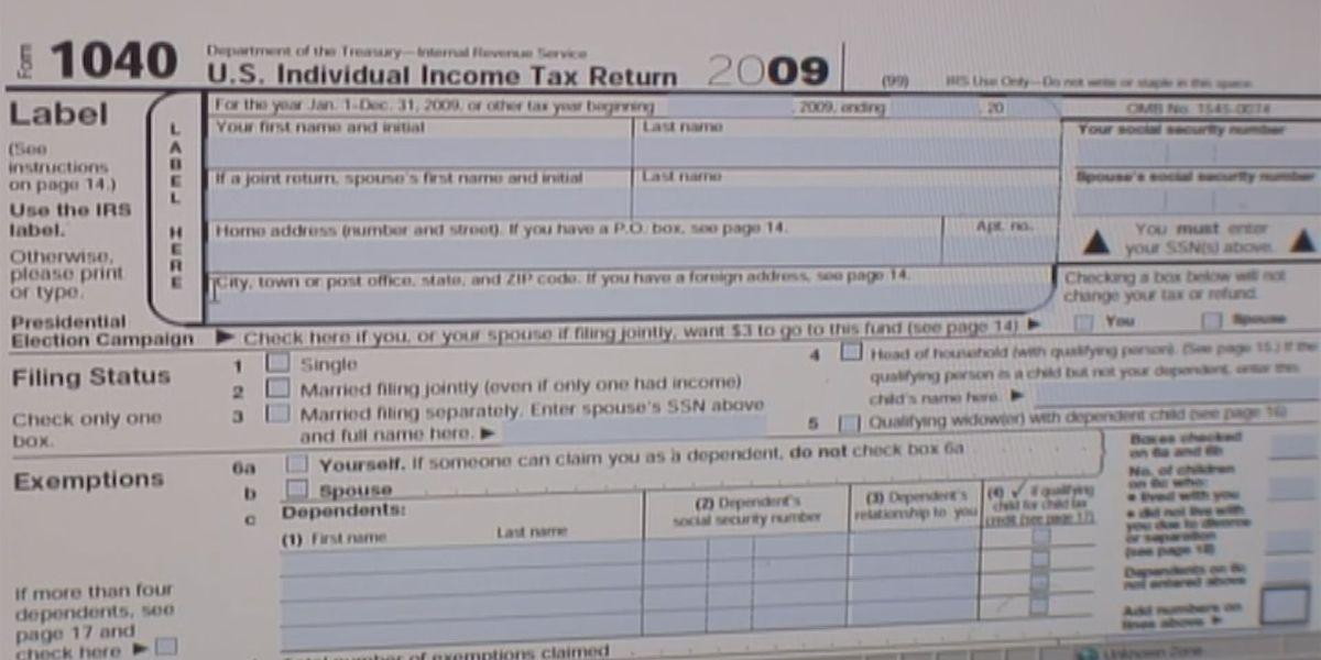 Prattville woman sentenced to prison for filing false tax