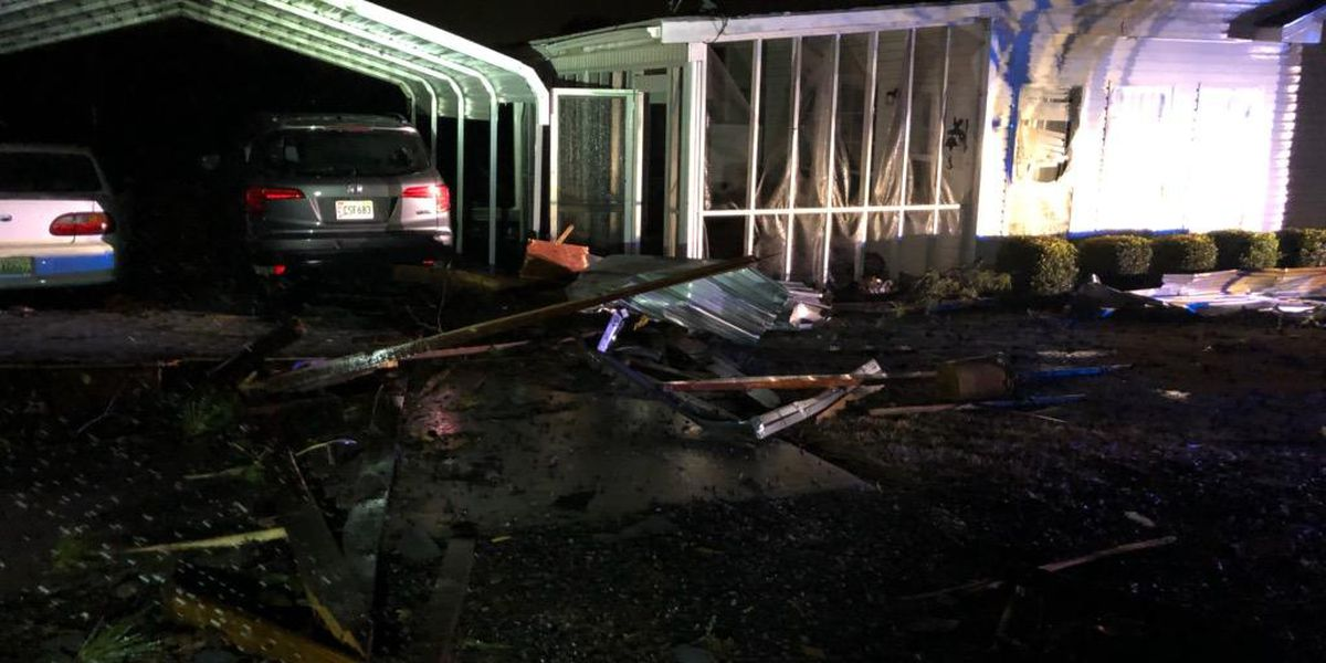 4 tornadoes confirmed in north Alabama storms