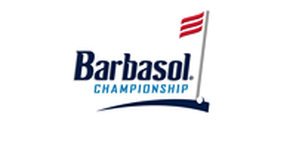 Barbasol Championship tee times and groupings released