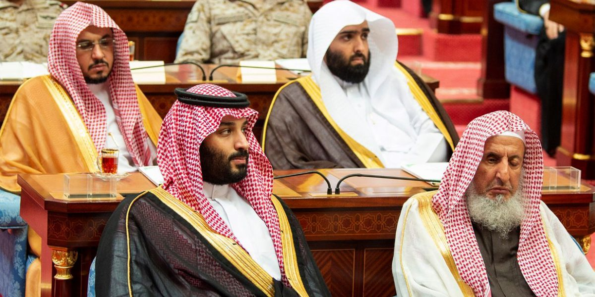 Report: Saudi crown prince to attend G-20 summit