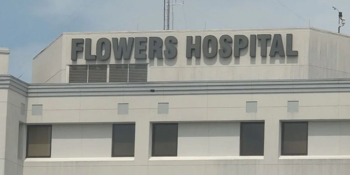 Dothan's Flowers Hospital making changes to pediatric services