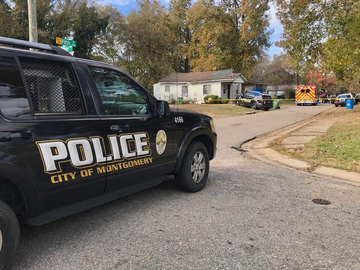 Man injured in West Montgomery shooting
