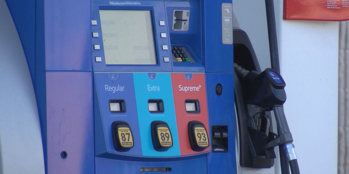 Poll shows AL voters split on idea of gas tax increase