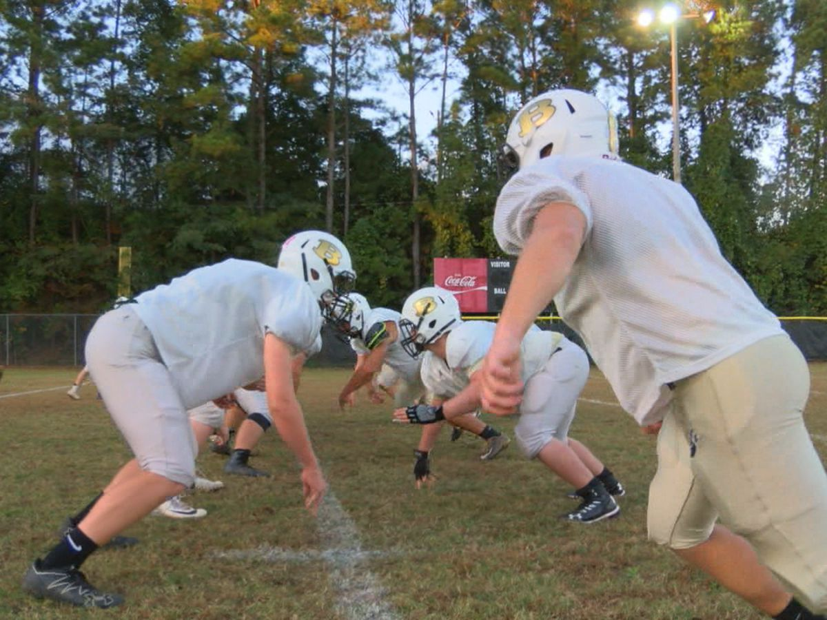 Beulah suspends football practice for two weeks