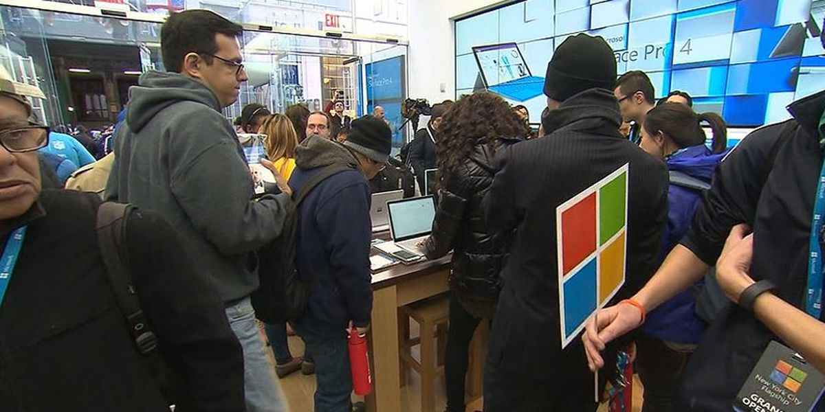 Microsoft closing all stores permanently