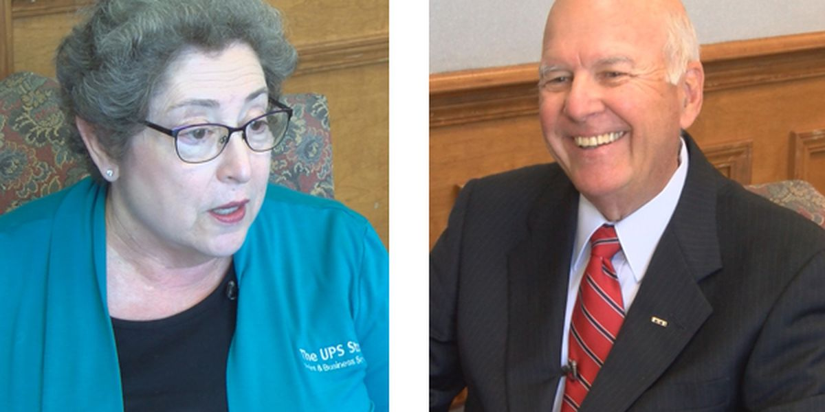 Clare Weil, Ted Lowry preparing for MCBOE District 2 election
