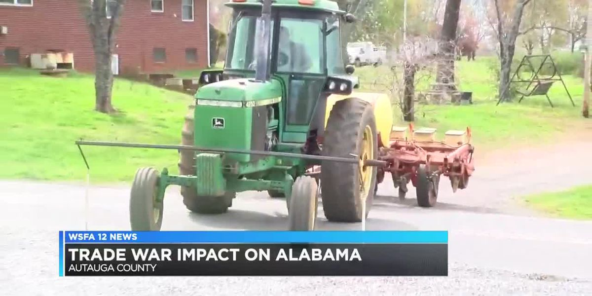 How tariffs on China impact Ala. farming