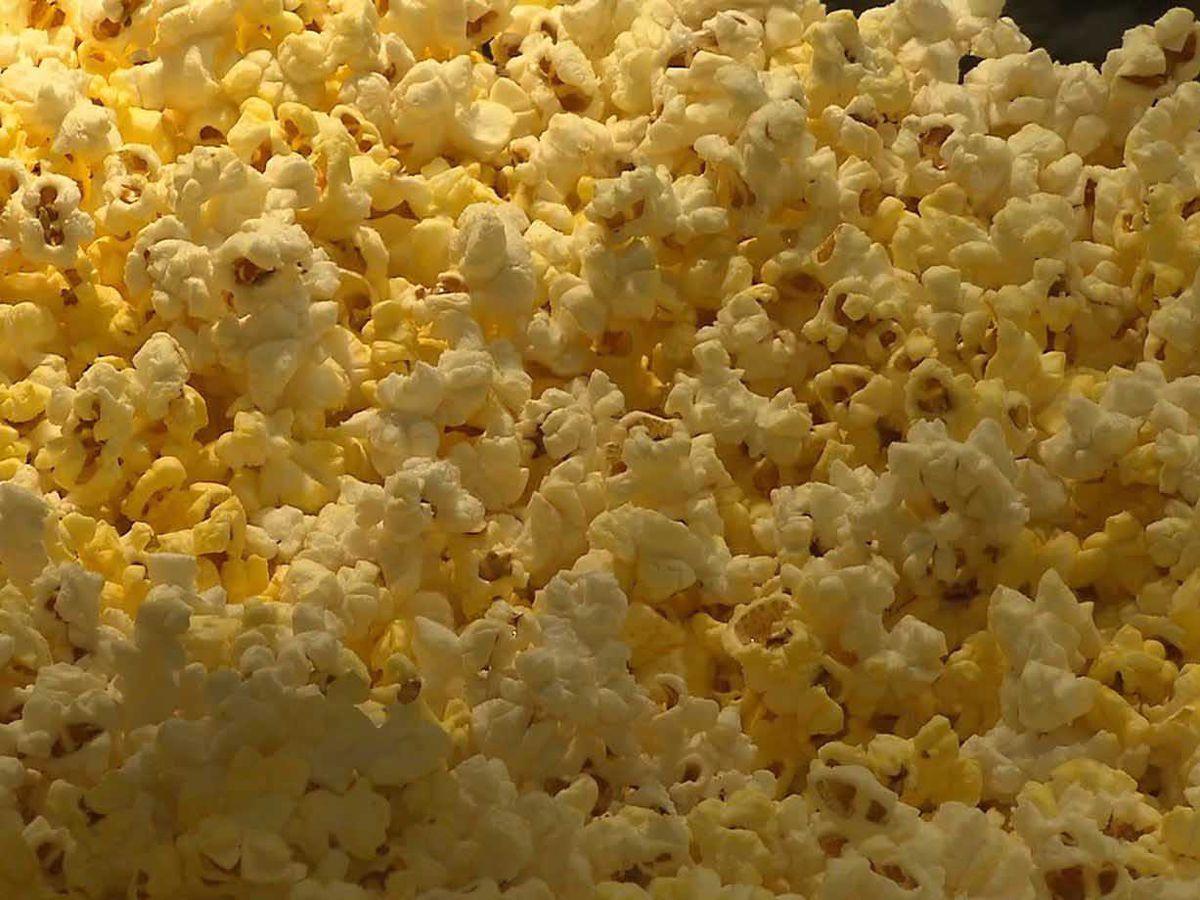 Pop 'em if you got 'em: Saturday is National Popcorn Day