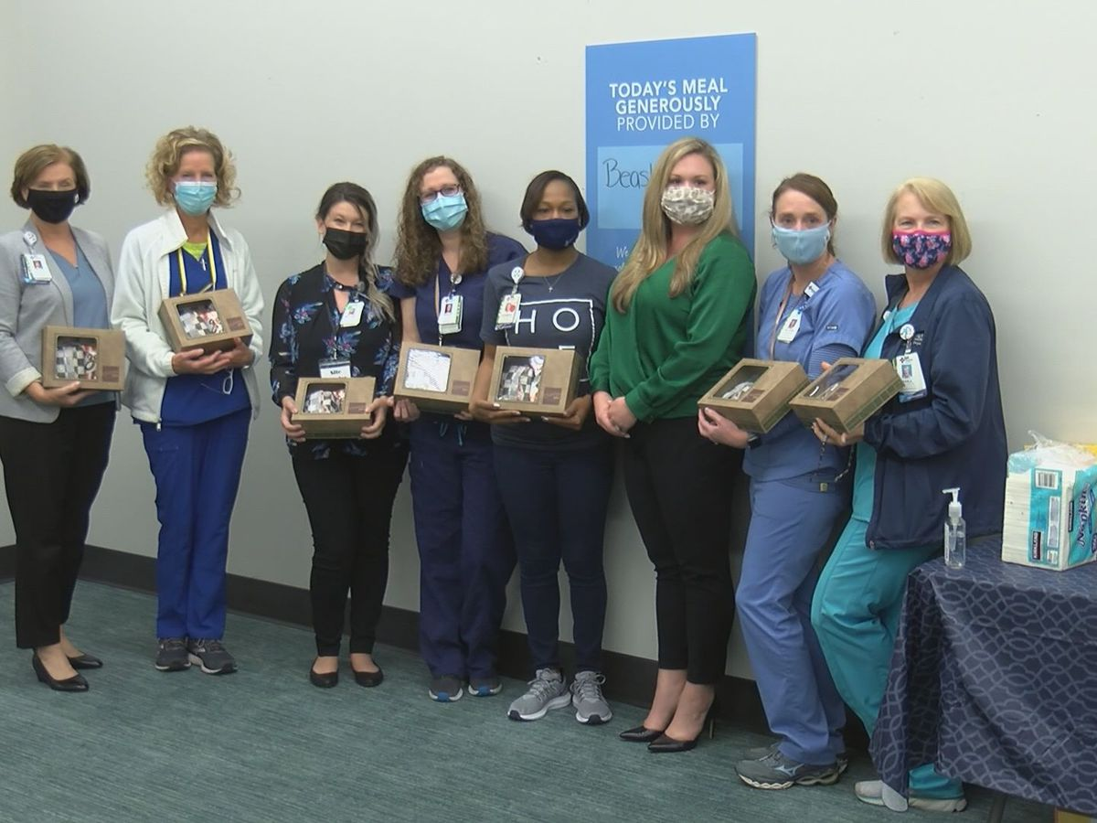 Law firm gives meals to Baptist Health COVID-19 vaccine clinic workers