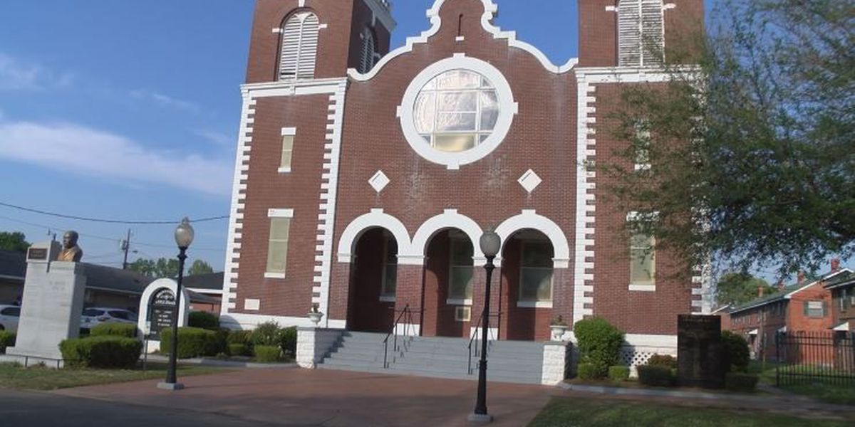Historic Selma church's preservation society secures two major grants