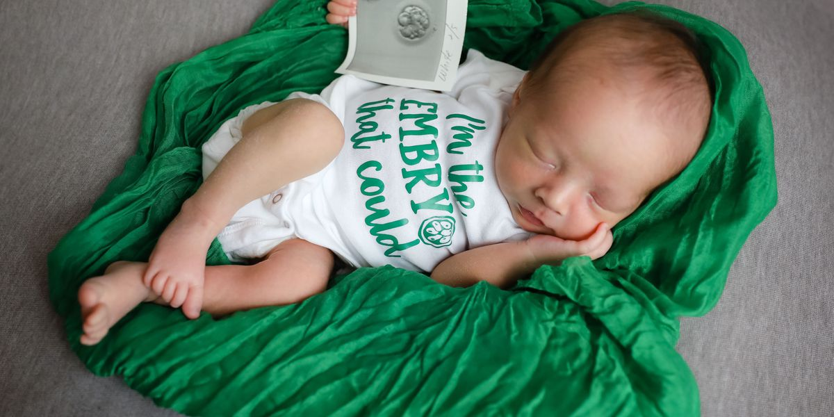 First Alabama baby conceived with INVOcell born in Northport