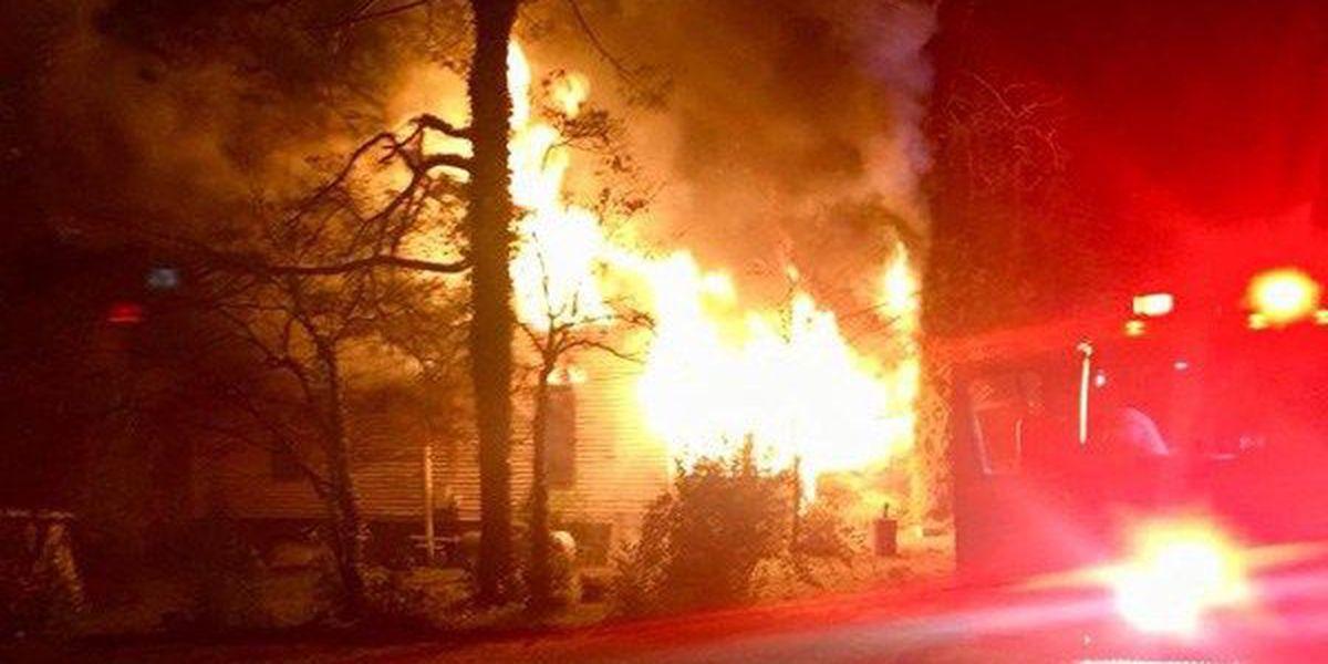 House fire in Eufaula leaves one man dead