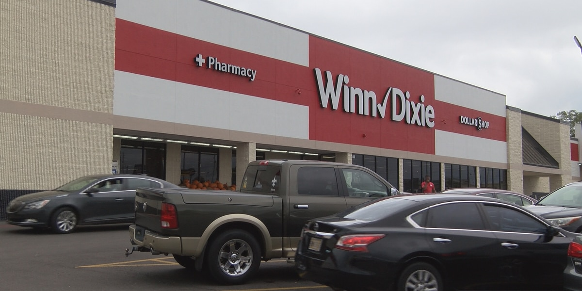 Winn-Dixie expands COVID-19 vaccinations to every store pharmacy in Alabama