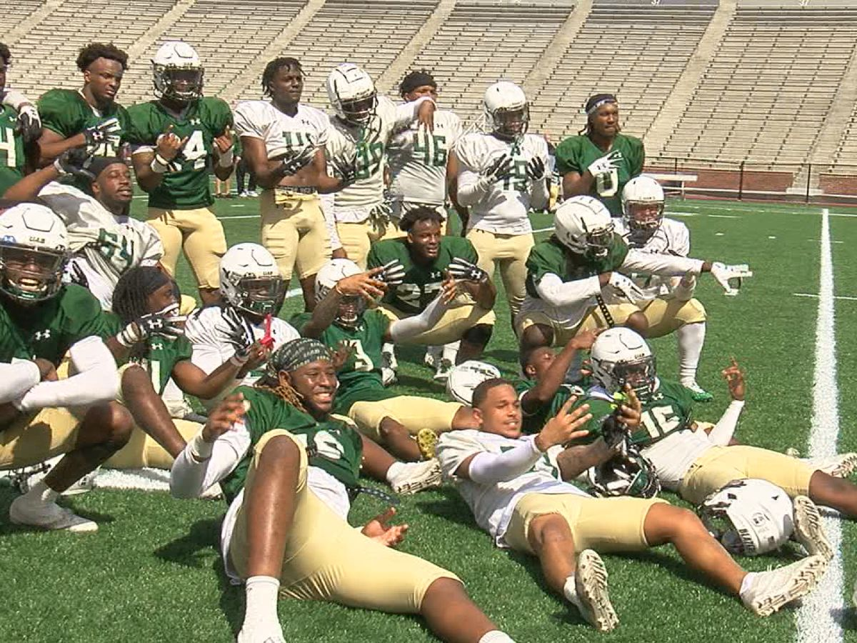 UAB football says goodbye to Legion Field as Blazers play final game