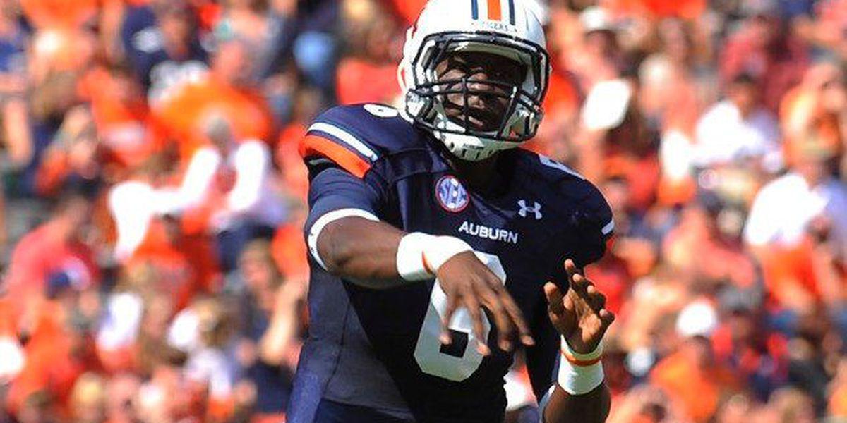 Former Auburn quarterback returns to Montgomery high school roots