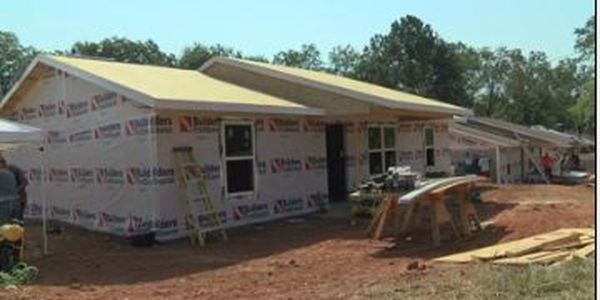 EAMC gives land to Fuller Center for 3 homes to be built on