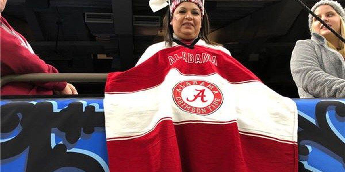 Alabama fans hopeful for Sugar Bowl victory