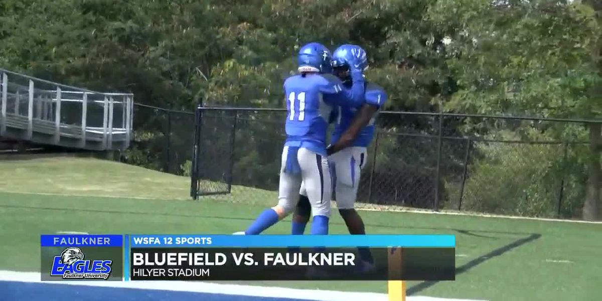 Faulkner crushes Bluefield College in season opener