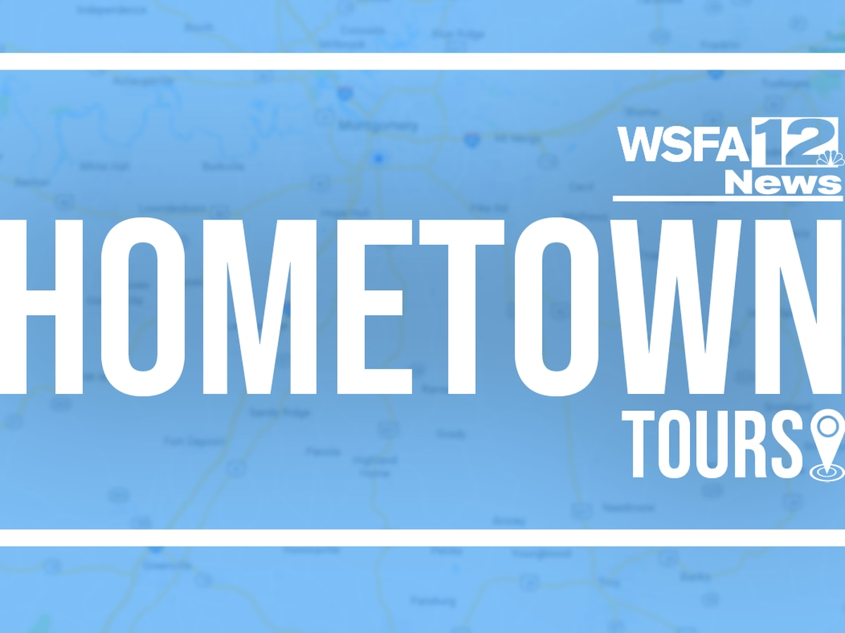 WSFA 12 News Hometown Tour series kicks off in Montgomery