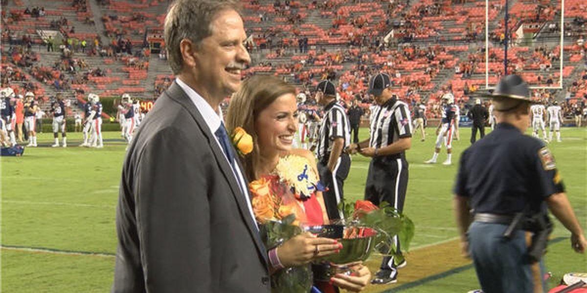 Montgomery's Argo wins Homecoming Queen at Auburn