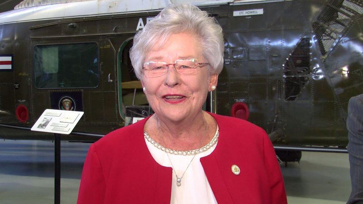 Alabama Gov. Ivey: 'I'm doing fine' after cancer diagnosis