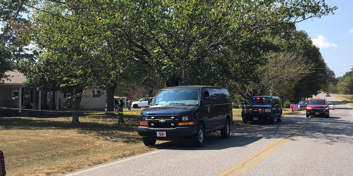 Limestone County Sheriff's Office identifies victims in double murder-suicide