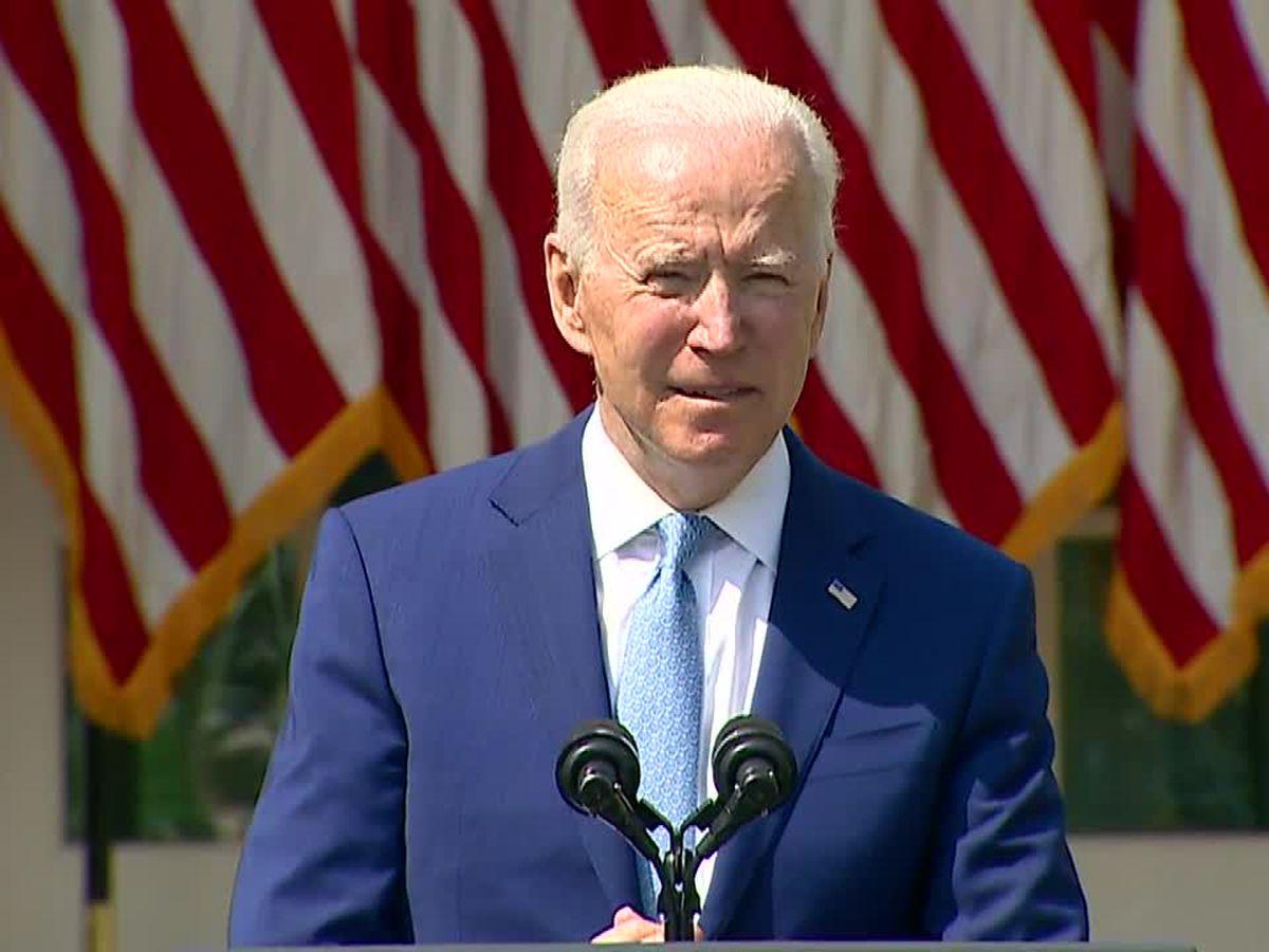 Biden raises concerns with Putin about Ukraine confrontation