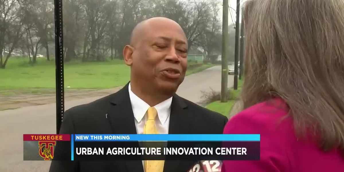Urban agricultural innovation center coming to Montgomery