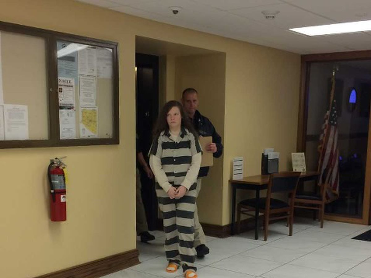 Sentencing hearing underway for Limestone Co. mom who scalded kids in bathtub