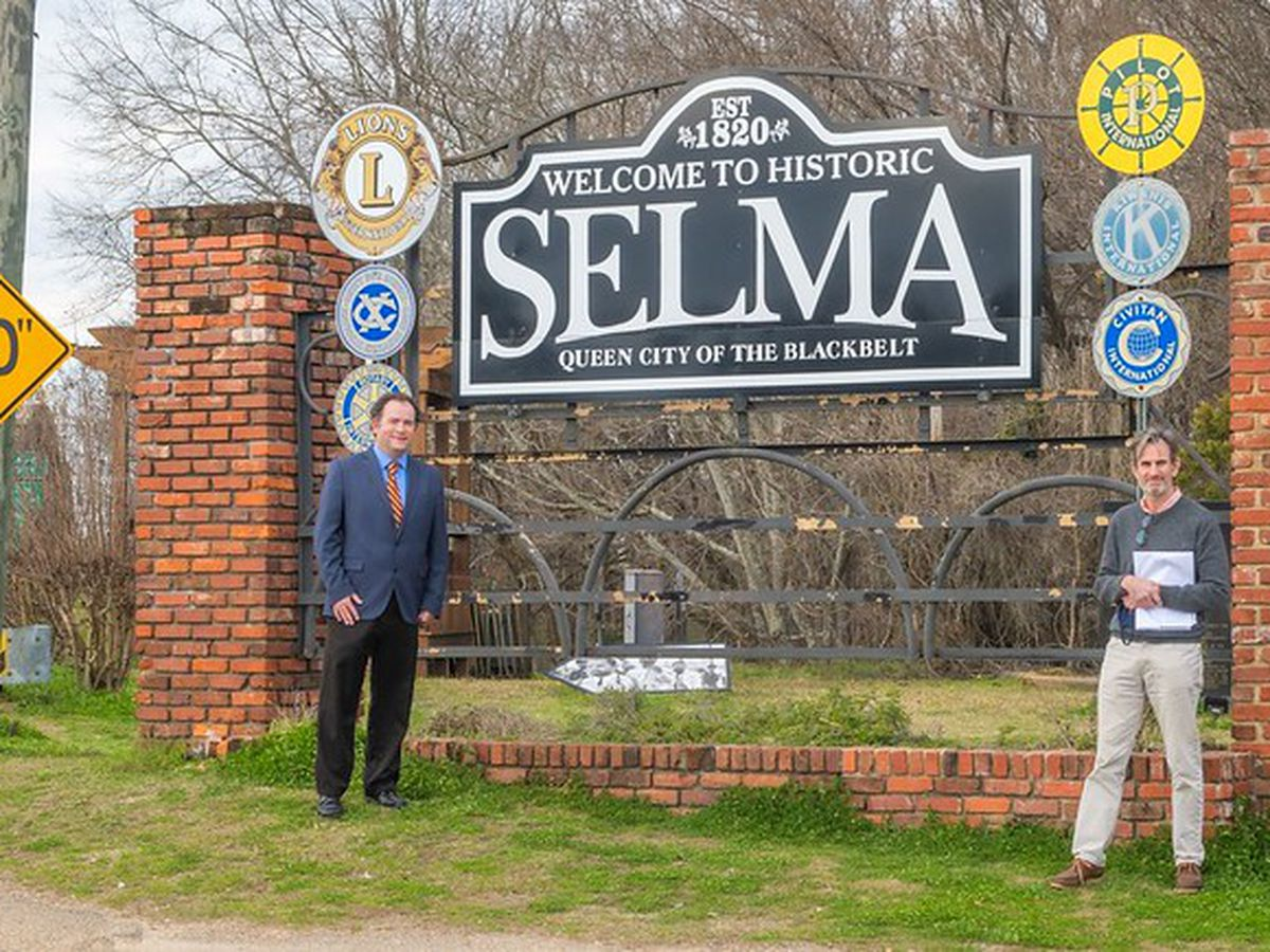Preservation of Selma's Bloody Sunday site a passion for 2 Auburn professors