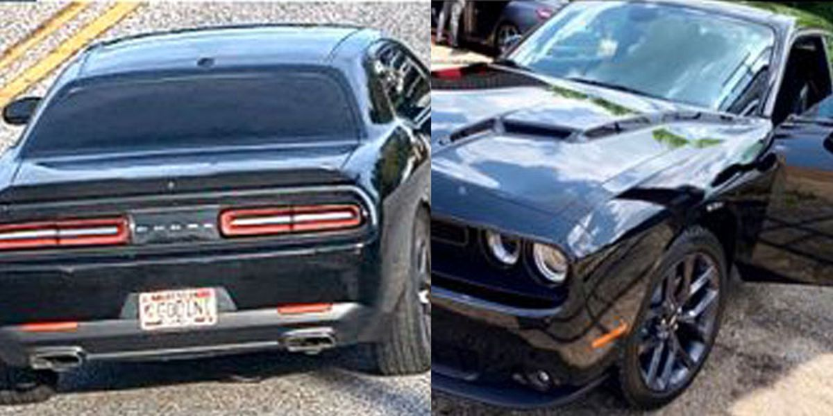 Montgomery police search for stolen vehicle, robbery suspects