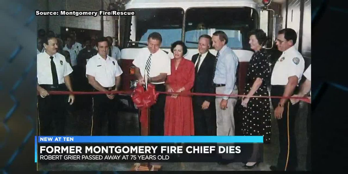 Longest-serving Montgomery fire chief dies