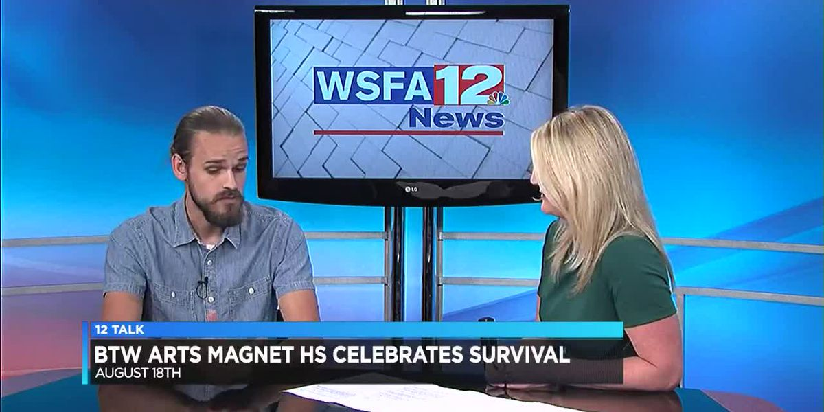 12 Talk: BTW Arts Magnet High School celebrates survival