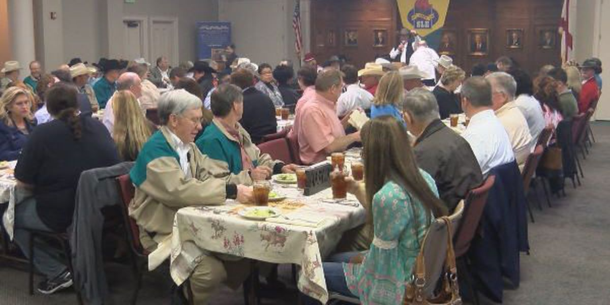 AL Cattleman's Assoc. holds luncheon ahead of SLE Rodeo